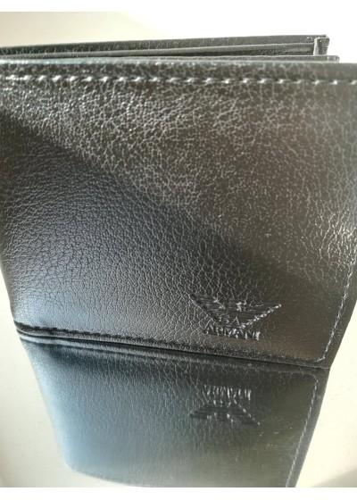 Мъжки портфейл за младоженец или кум- модел Армани
