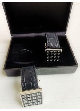 Луксозни мъжки ръкавели за младоженец абитуриент и шафери модел Lux