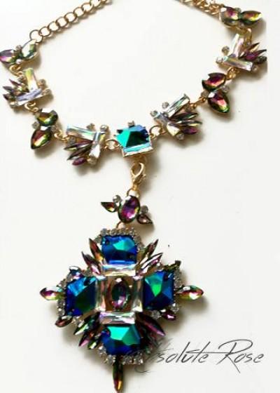 Колие с кристали - Natalie
