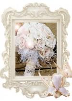 Декорации и дръжки за сватбен букет