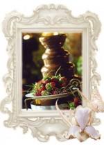 Шоколадови фонтани и шоколадов кетъринг за бала