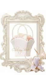 Сватбени кошнички, цветя, ориз