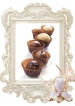 Шоколадови трюфели за сватба