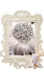 Сватбени Кристални букети